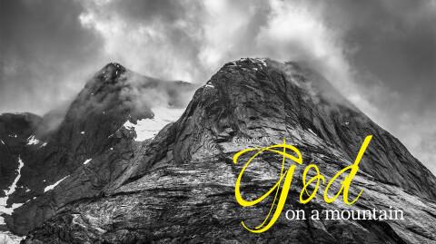 God on a Mountain